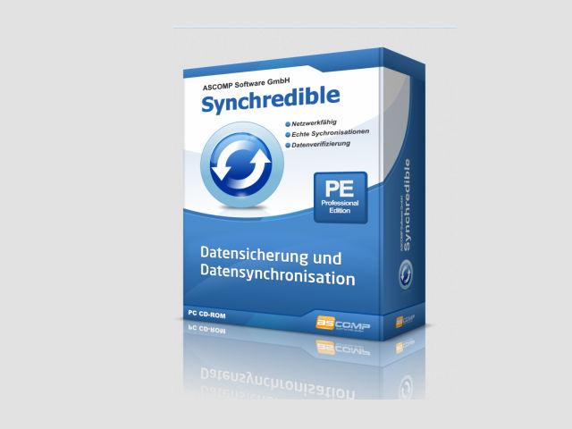 Synchredible Packshot