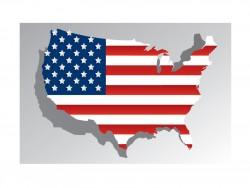 US-Flagge (Bild: Shutterstock / Boivin Nicolas).