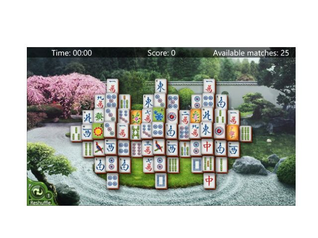 Windows Phone Mahjongg
