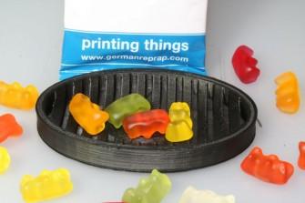 Filament für lebensmittelkonformen 3D-Druck