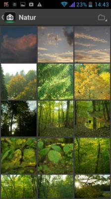 WD My Cloud App Photos