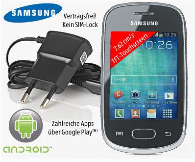 Aldi: Samsung-sGalaxy Star GT-5280