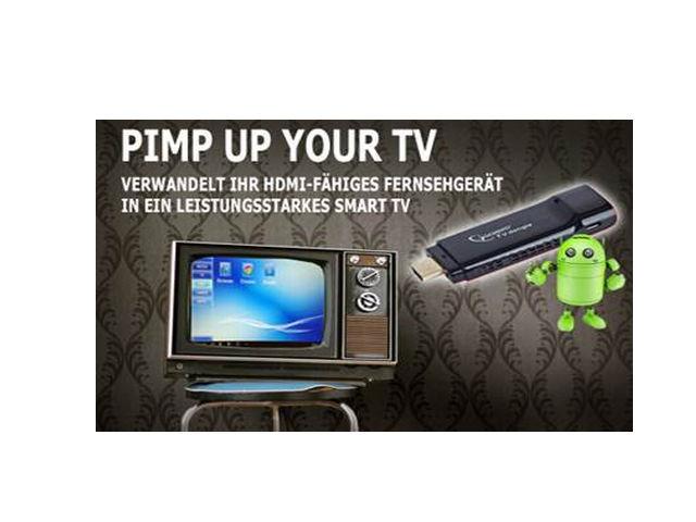 Gembird: Android für das TV-Gerät