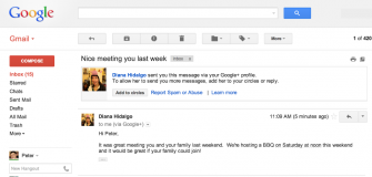 gmail-google+-mail