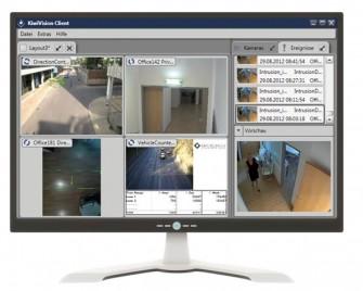 KiwiVision-Videoüberwachung