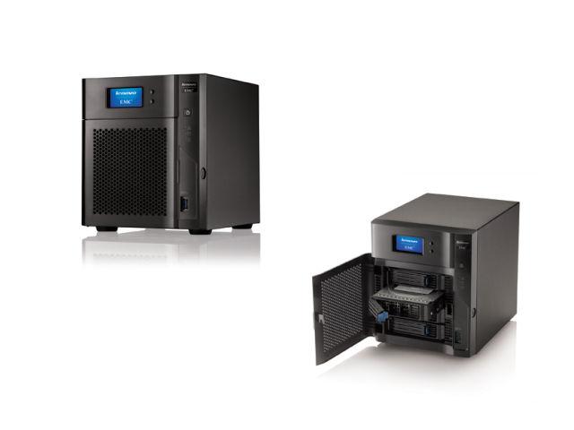 NAS LenovoEMC px4-400d