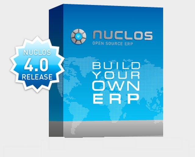 Nuclos 4.0 Packshot