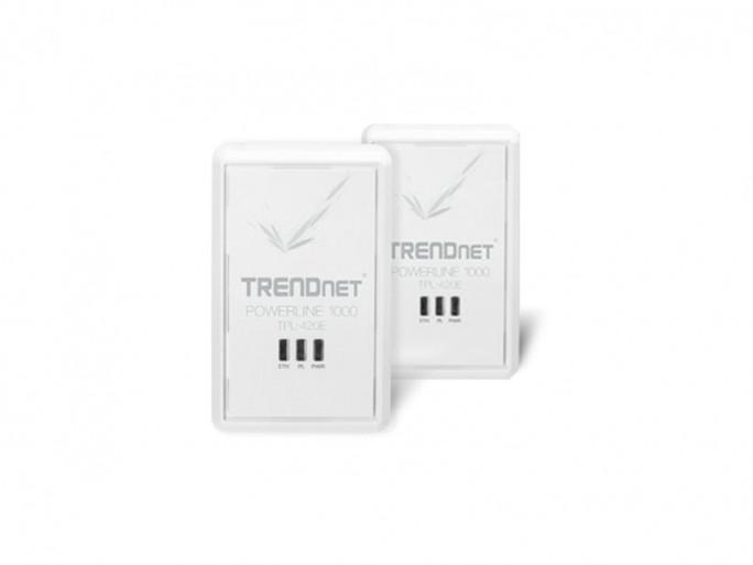 Trendnet TPL-420E2K Powerline-Kit