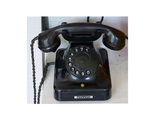 Wählscheiben-Telefon