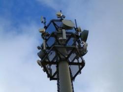 LTE-Sendemast (Bild: Vodafone)