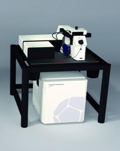 Der Photonic Professional GT kann 3D-Mikro- und Nanostrukturen herstellen. (Bild: Nanoscribe)
