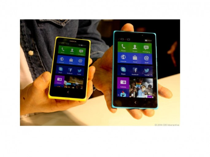 Nokia X und XL-800
