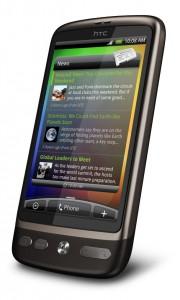 Smartphone mit HSDPA HTC Desire (Bild: HTC)