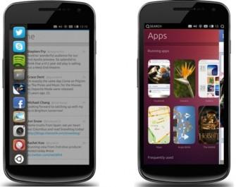 Als erste Hersteller bringen Meizu und BQ Ubuntu-Smartphones