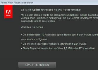 Adobe behebt eine von Alexander Polyakov entdeckte Lücke im Flash Player