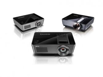 Benq-Projektoren SX914, SH915 und SW916