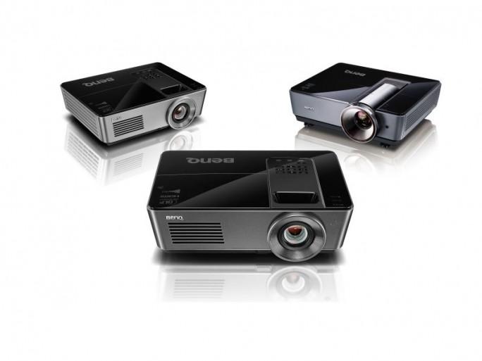 BenQ-Projektoren S-Serie