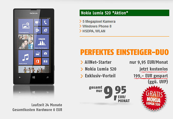 Crash-Tarife-Aktion-Lumia-520-