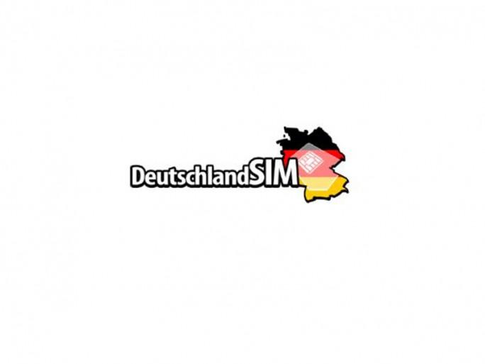 DeutschlandSIM Logo (Grafik: Drillisch)