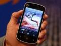 Ein von Mozilla auf dem MWC 2014 gezeigtes Smartphone mit Firefox Ein von Mozilla auf dem MWC gezeigtes Low-End-Smartphone mit Firefox OS (Bild: CNET).
