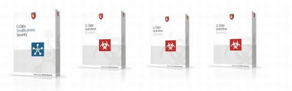 Die G Data Business und Netzwerkpakete sind nun in Version 13 erhältlich (BIld: G Data)