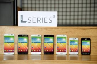 LG wird auf dem MWC in Barcelona die dritte Generation seiner L Series offiziell vorstellen (Bild: LG).
