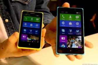 Nokia X und Nokia XL