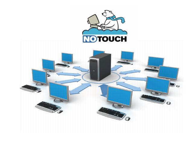 Stratodesk Notouch VDI-OS