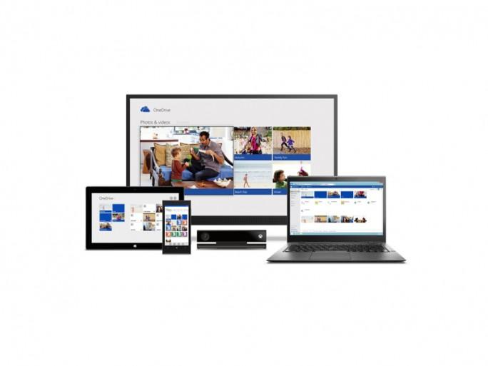 OneDrive (Bild: Microsoft)
