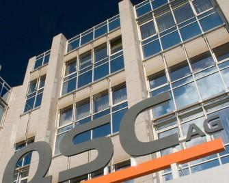 QSC AG Gebäude