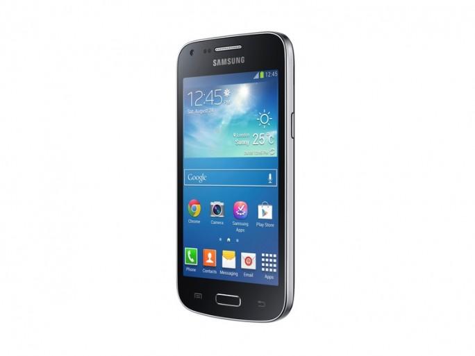 Samsung Galaxy Core Plus (Bild: Samsung).