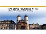 SAP-Forum in Heidelberg fördert Jungunternehmer