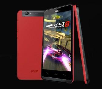 Das Dual-SIM-Smartphone Andy A5QP (Bild: Avenir Telecom).