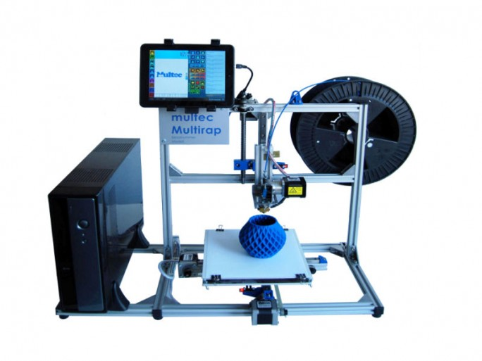Multec 3D-Multirap Pro Touch