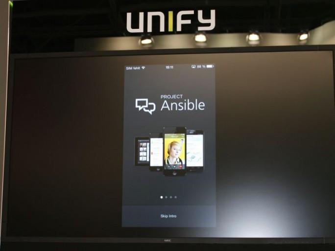 Aus Projekt Ansible geht im Juli Unify OpenScape UC hervor. (Bild: ITespresso)