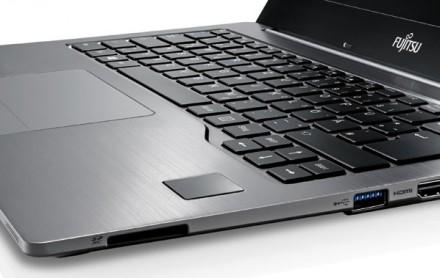 Fujitsu Lifebook U904: Palm Secure
