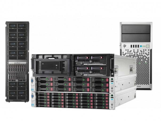 HP StoreEasy-Serie