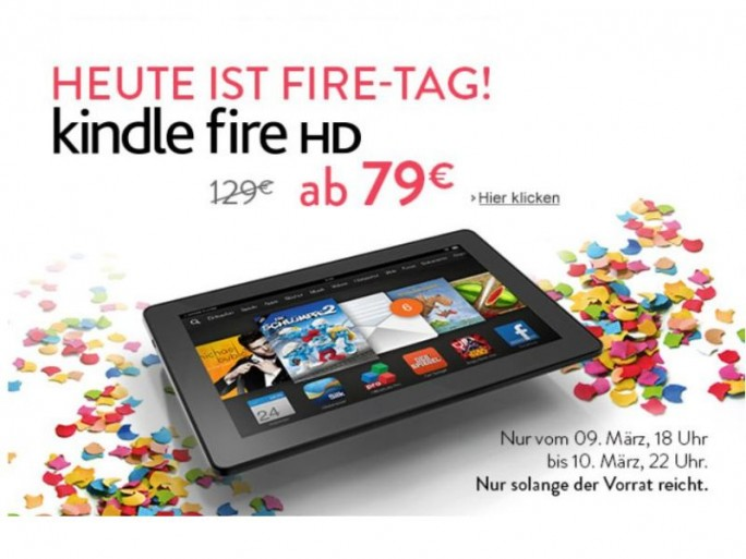 Kindle-HD-Aktion