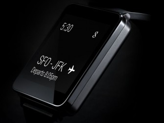 LG G Watch (Bild: LG Electronics)