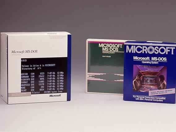 Microsoft gewährt zusammen mit dem Computer History Museum zum ersten Mal Einblick in den Source-Code von MS-DOS und Word for Windows. Quelle: Microsft Research
