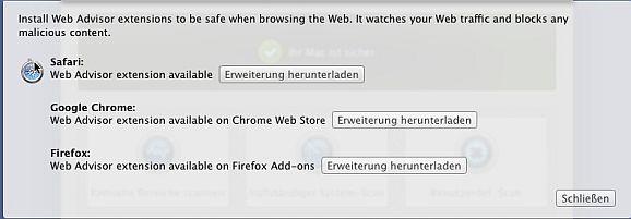 Norman WebAdvisor for Mac
