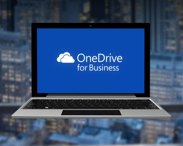 OnedDive for Business (Bild: Microsoft)