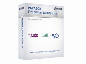 Paragon Festplattenmanager 14