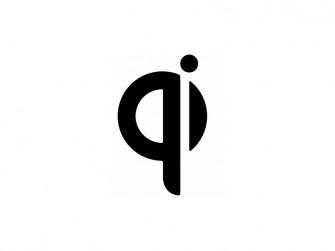 Logo Qi Wirless Charging