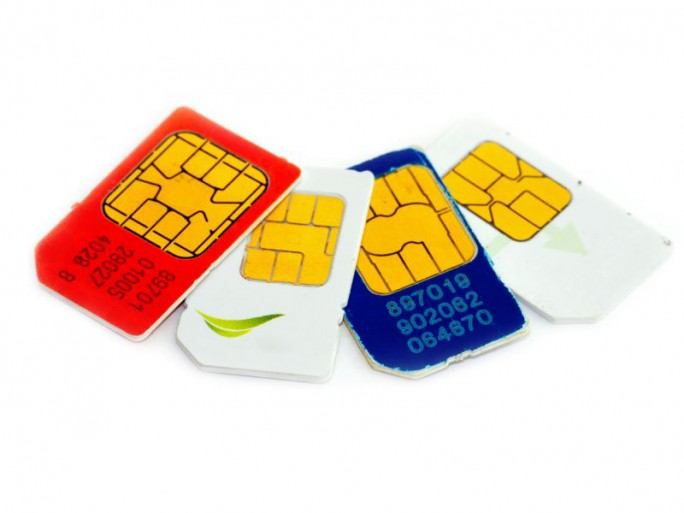 SIM-Karten (Bild: Shutterstock/chere)