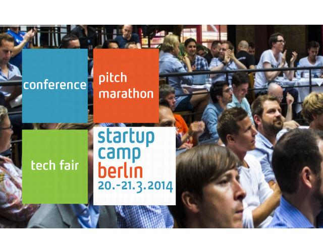Startup-Camp Berlin