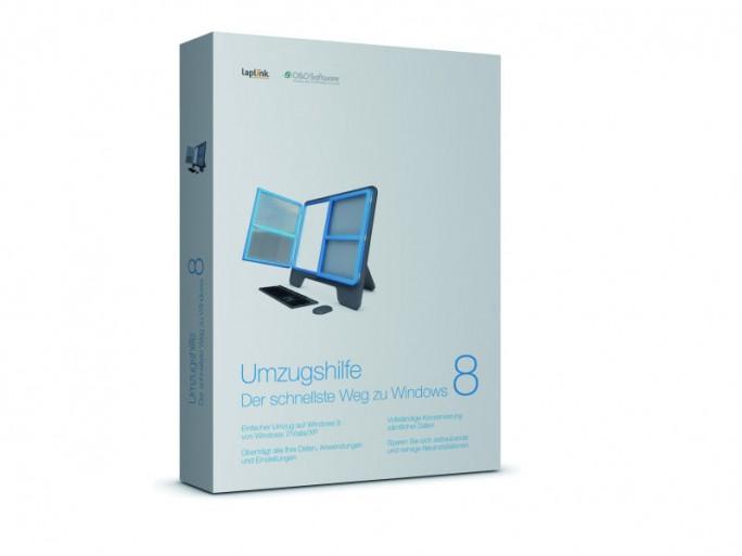 Umzugshilfe zu Windows 8