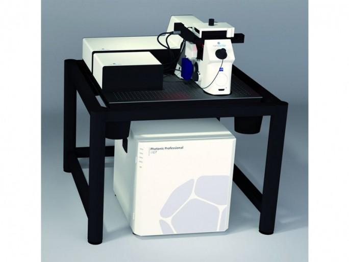3D-Drucker Photonic Professional GT Nanoscribe