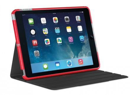 Die Schutzhülle Logitech Big Bang schützt das iPad auch vor derben Stößen und Kratzern. (Foto: Logitech)