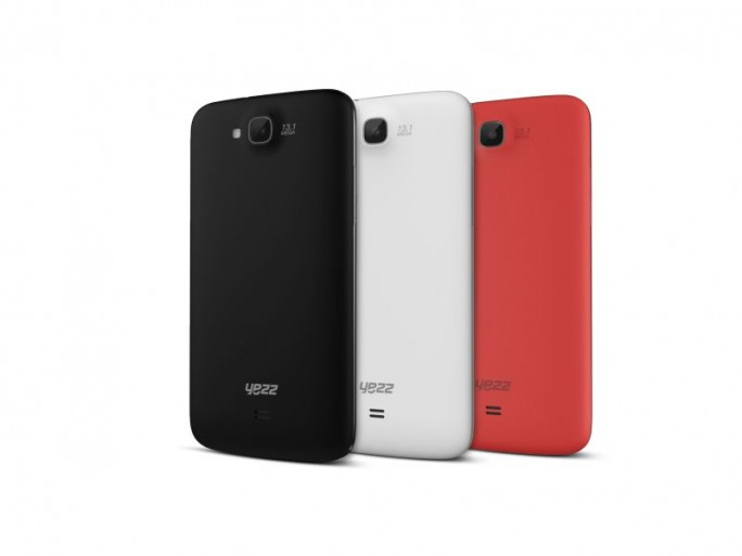 Yezz Andy A6m Covers-